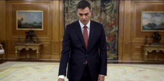 Pedro Sánchez nuevo presidente de España toma posesión