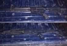 Detienen SEDENA y SSP a tres en posesión de armas
