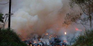 Reportan al menos siete muertos tras erupción volcánica en Guatemala