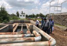 Aplica CEAC más de 19 mdp en obras de saneamiento en Quiroga y Tzintzuntzan