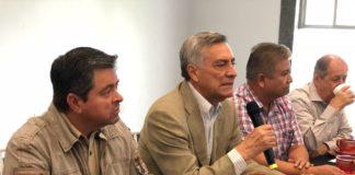 Los empresarios solicitaron garantías para trabajar en favor de Michoacán