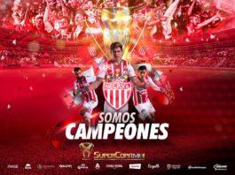 Necaxa campeón de la SuperCopa MX