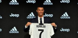 Cristiano Ronaldo enciende a la Juventus