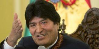 Asistirá Evo Morales a toma de protesta de AMLO