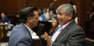 Rechaza Cedillo presión de gobierno para nombrar fiscal