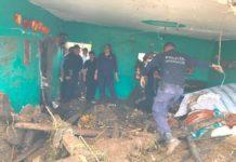 Se suman 300 policías de SSP a labores de rescate en colonias afectadas por lluvias