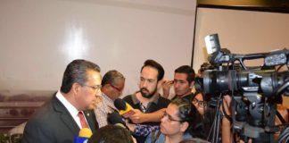 Congreso se manifiesta contundente para proteger libertad de expresión: Wilfrido Lázaro