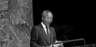 Conmemora Sudáfrica centenario de Mandela