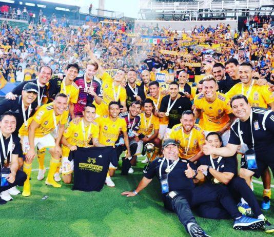 Tigres tricampeón del campeón de campeones