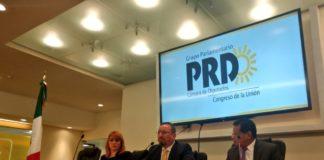 Ratifican a Omar Ortega como líder del PRD de Diputados
