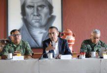 Sigala pedirá a EUA que no estigmatice a Michoacán