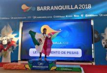 México ya suma 17 medallas en los JCC Barranquilla 2018