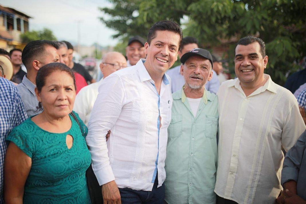 Toño García inicia gira de trabajo por todo Michoacán