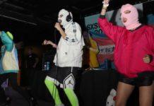 "Grupo ""Pussy Riot"" invade la final de Rusia 2018"