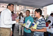 Michoacán por alcanzar bandera blanca en alfabetización