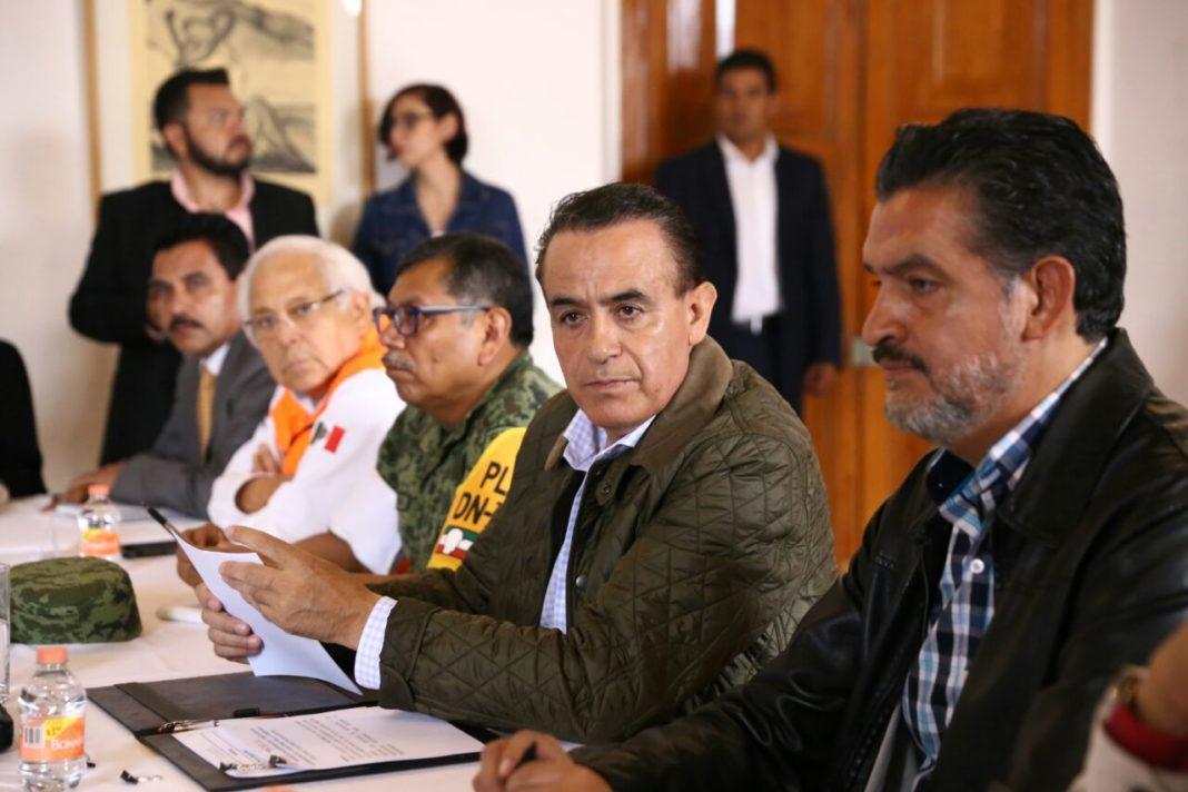 Acuerda Comité de Emergencias instalación del Centro de Mando por lluvias en Morelia