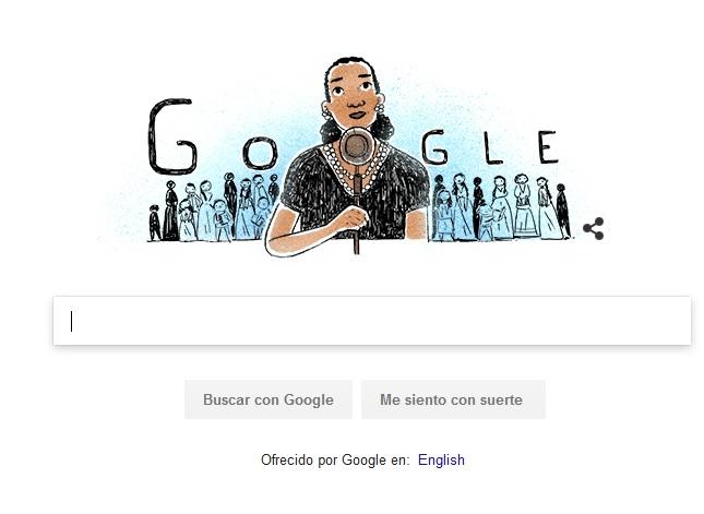 Recuerda Google a la activista mexicana María L. de Hernández