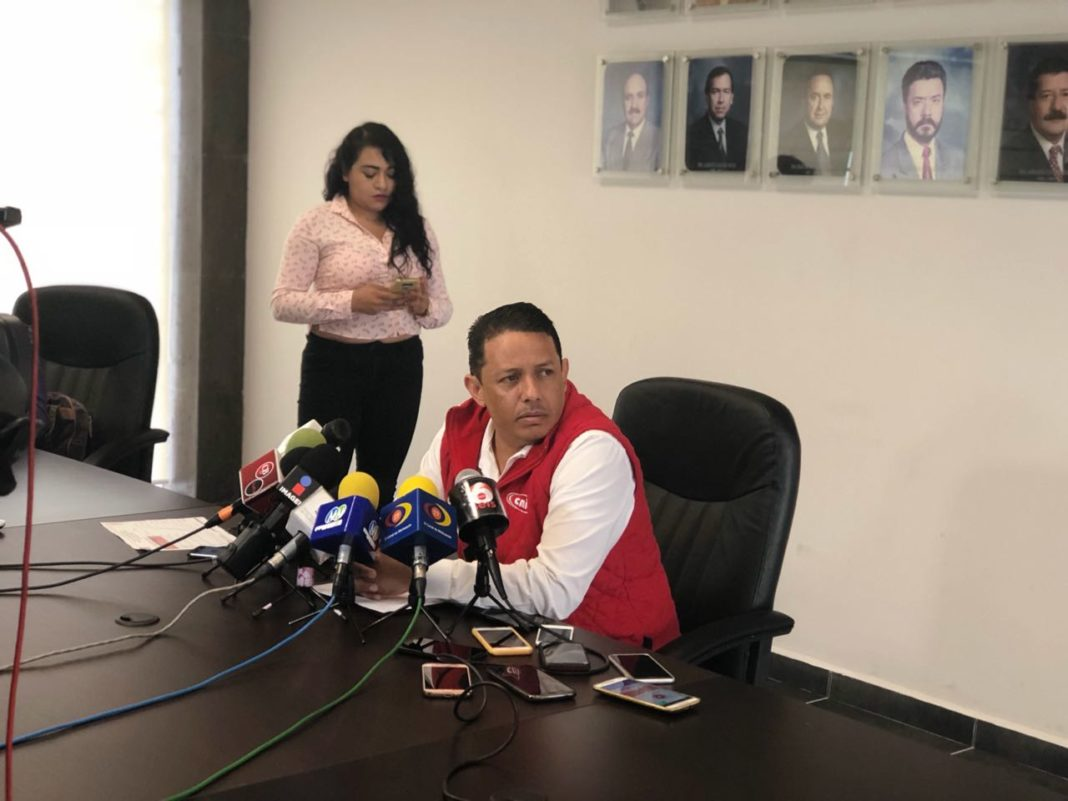 Propone CMIC programa de bacheo para Morelia