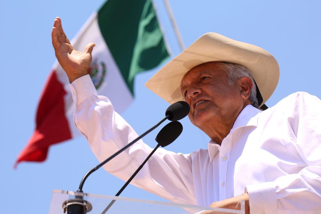 Inicia la cuarta transformación de México: AMLO