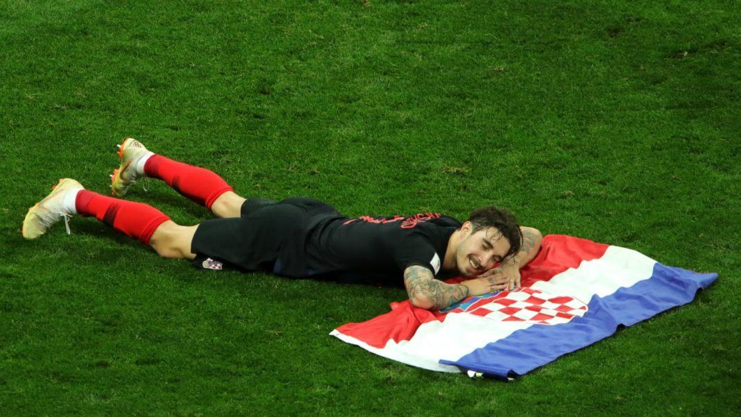 Croacia indomable llega a su primera final de Copa del Mundo