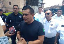 Policía Michoacán, garante de derechos en Nahuatzen