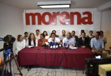 Ayuntamientos de MORENA no firmarían Mando Único