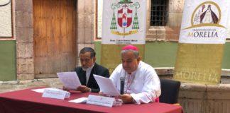 Arzobispo de Morelia representará a la Iglesia Católica en foros de pacificación