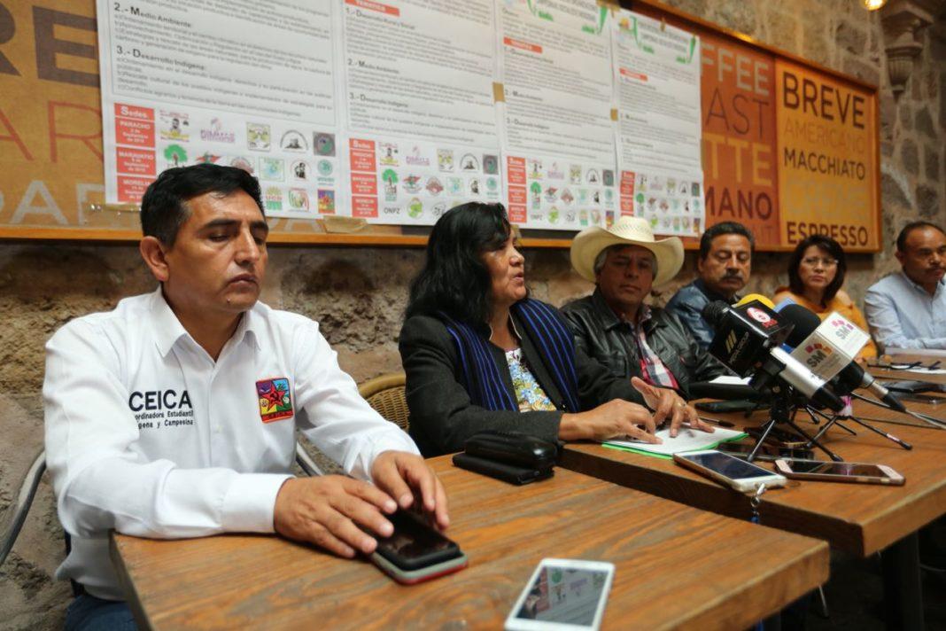 Organizaciones campesinas presentarán propuestas a AMLO