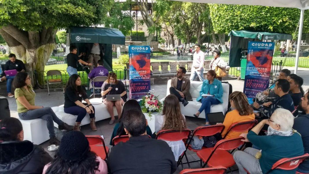 Rescate de espacios públicos, fundamental para Morelia