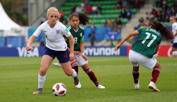 México eliminado y goleado en el Mundial Sub-20 Femenil
