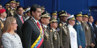 Confirman atentado contra Nicolás Maduro; sale ileso