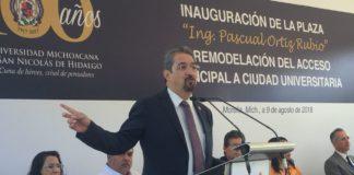 Presentará UMSNH amparo contra reforma al artículo 143