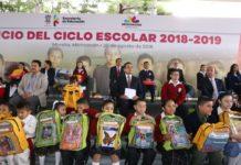 Destaca Silvano avance en 53 de 62 indicadores de calidad educativa
