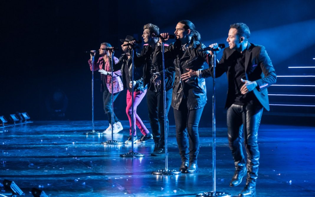 Backstreet Boys lanzará nuevo disco y una gira mundial