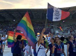 """Inicia la décima edición de los """"Juegos Gay"""""""