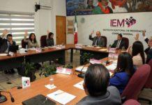 Más de 285 mdp presupuesta IEM para ejercicio 2019