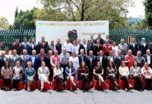 Encabeza Claudia Ruiz Massieu reunión condirigentes priistas de los estados