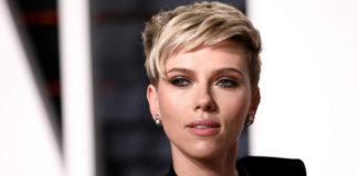 Scarlett Johansson la actriz mejor pagada del 2018