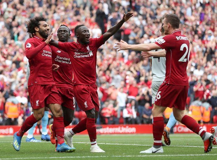 Liverpool pone baile al West Ham