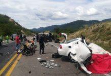 Choque entre policías y civiles, deja 5 muertos