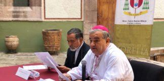 Pide arzobispo de Morelia un regreso a clases en paz