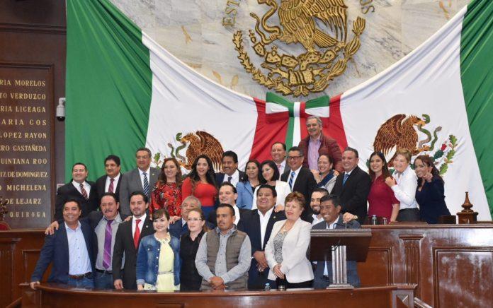 Exitoso desempeño de la LXXIII Legislatura: Roberto Carlos López