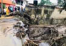 Aumenta a seis muertos catástrofe en Peribán