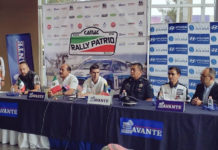 50 tripulaciones correrán en la edición 39° del Rally Patrio 2018