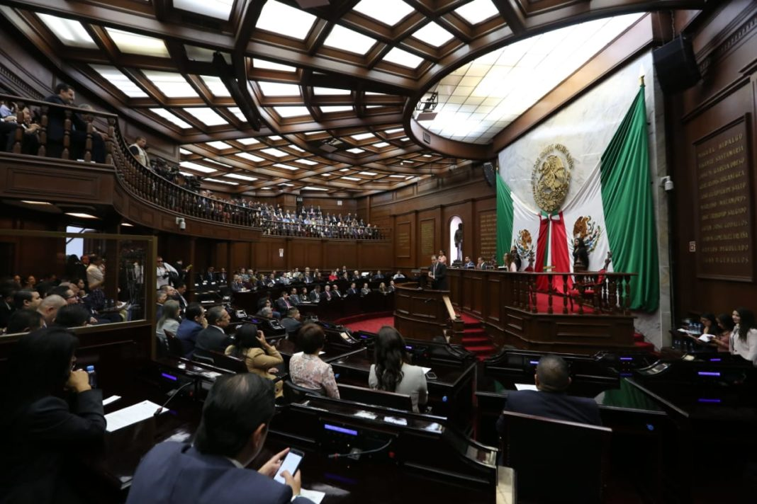 Queda conformada la lista de los 10 aspirantes a Fiscal General de Michoacán