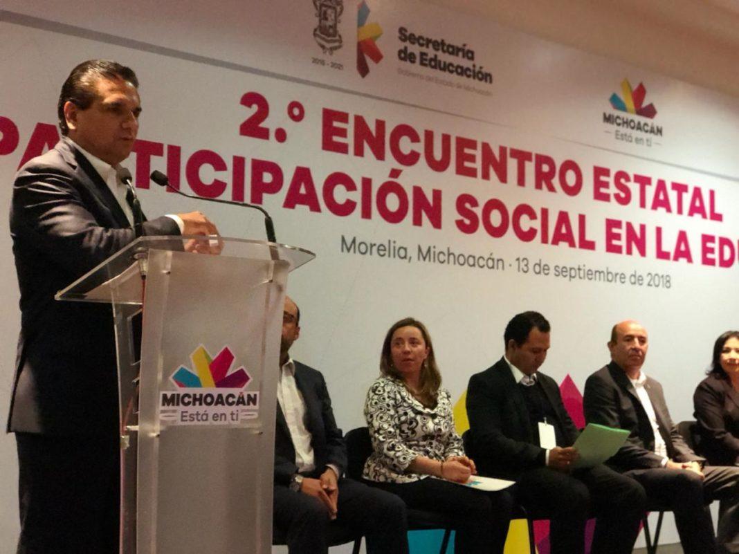 En Michoacán el magisterio se apoderó de la SEE: acusa Silvano