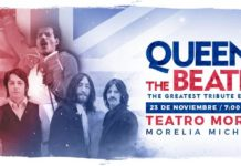 Rendirán tributo a Queen y The Beatles en Morelia