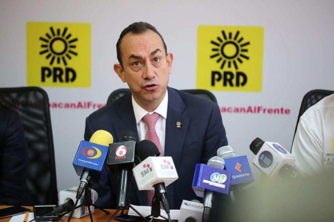 Michoacán depende financieramente 95% de la federación; repercutirá en crisis ante Covid-19