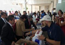 Habilita DIF municipal centro de acopio para damnificados en Morelia