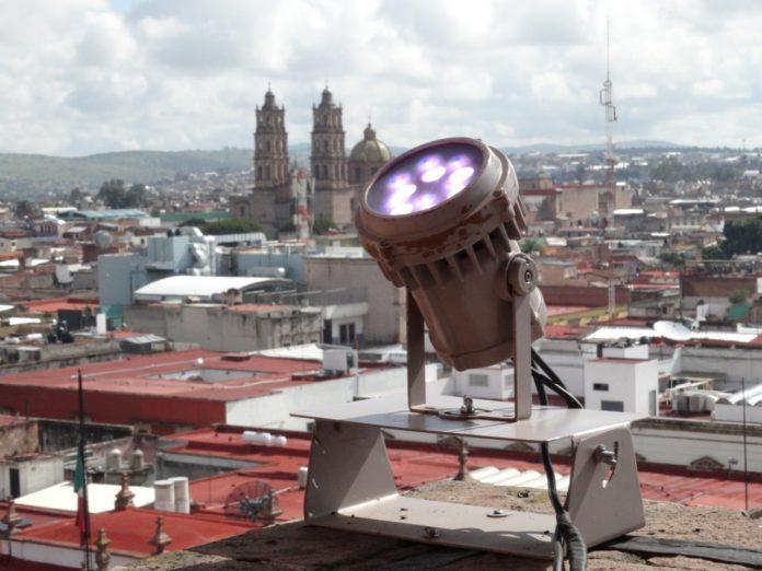 Catedral de Morelia tendrá nueva iluminación